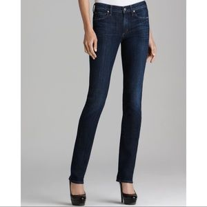 Citizens Of Humanity Jeans Elson Mid Rise Straight